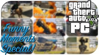 GTA 5 BEST FAILS EVER: #10 (GTA 5 Funny Moments Compilation)