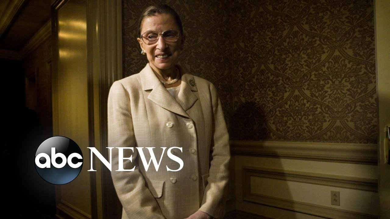 Justice Ruth Bader Ginsburg released from hospital after possible ...