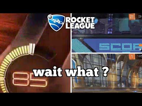 Pro Rocket League Plays: wait what ? thumbnail