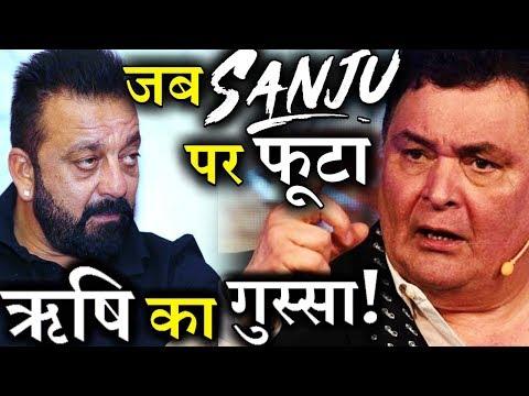 Rishi Kapoor BLASTED on Sanjay Dutt For His Son Ranbir Kapoor
