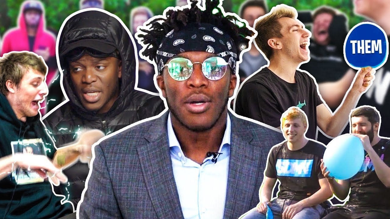 SIDEMEN TOP 100 BEST MOMENTS video