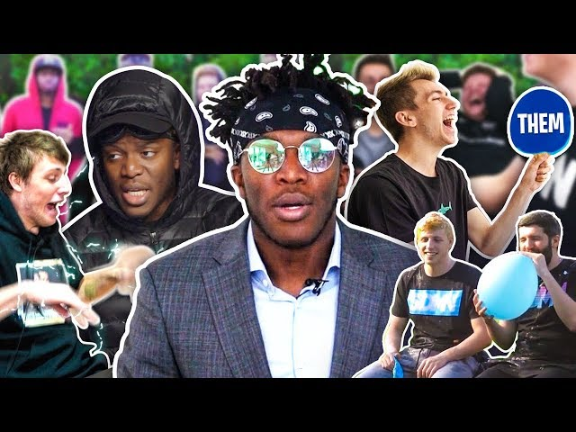 SIDEMEN TOP 100 BEST MOMENTS