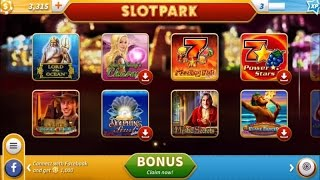 Slotpark Video App Review