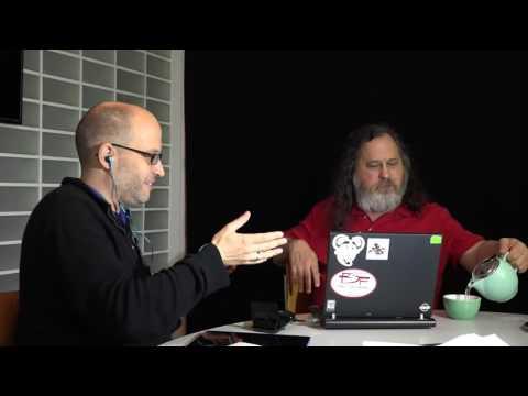 Richard Stallman interview gone wrong