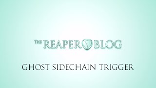Ghost Sidechain Trigger | Essential EDM Production Technique