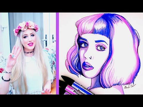 The 3 Marker Challenge Melanie Martinez Youtube