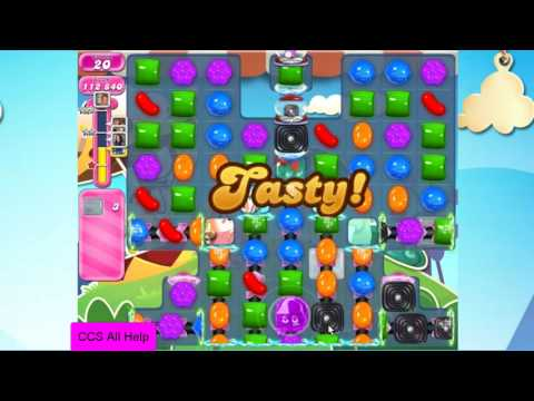 Candy Crush Saga Level 2664 NO BOOSTERS Cookie