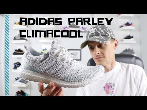 buy popular d27da 55087 ADIDAS PARLEY Climacool ULTRABOOST - EARLY REVIEW - YouTube