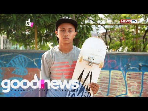 Good News: 2018 Asian Games gold medalist Margielyn Didal, kilalanin! thumbnail