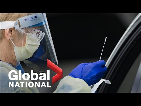 Global National: July 21, 2020   Health officials issue warning as Canada's COVID-19 cases rise