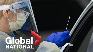 Global National: July 21, 2020 | Health officials issue warning as Canada's COVID-19 cases rise