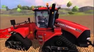 Farming Simulator 2013 | CASE IH Steiger Quadtrac 600