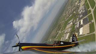 Patty Wagstaff Spirit of St. Louis Airshow & STEM Expo Sunday - Full Routine