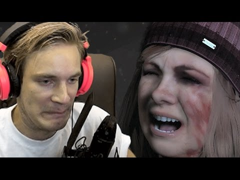 KILL YOURSELF OR THE GIRL? / Until Dawn / Part 6
