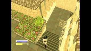 Star Wars Episode I: The Phantom Menace - PS1 Gameplay (Level 4)