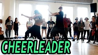 CHEERLEADER - OMI Dance Video | @MattSteffanina Choreography (Beg/Int)(OMI - CHEERLEADER Dance (Felix Jaehn Remix) | Matt Steffanina Choreography (Beginner/Intermediate) ▷ TWITTER & INSTAGRAM: @MattSteffanina ..., 2015-05-27T01:13:07.000Z)