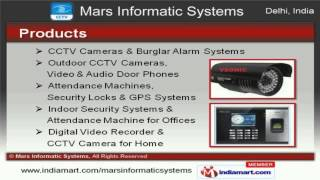 Security Products & Services by Mars Informatic Systems, Delhi