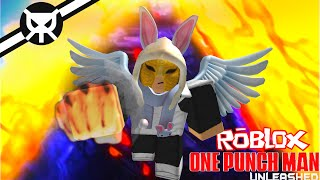 Fighting Vaccine man! ▼ One Punch Man Unleashed ROBLOX ▼ Part 6 [50 FPS]