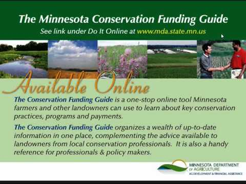 MN Conservation Funding Guide -- Introduction (1)