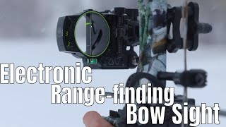 Benefits of the Oracle Electronic Rangefinding Bow Sight