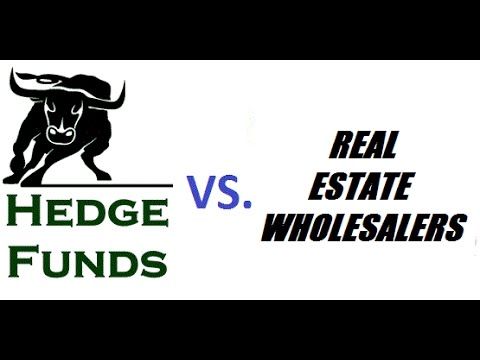 How to wholesale houses to hedge funds   flip houses to hedge funds