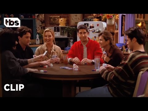 Friends: The Girls Learn How To Play Poker (Season 1 Clip) | TBS