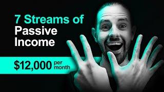 7 Passive Income Ideas: How I Make $12,000 A Month
