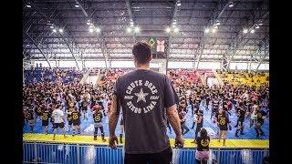 CHUTE BOXE DIEGO LIMA no Pacaembu 2018 - Gradução Muay Thai
