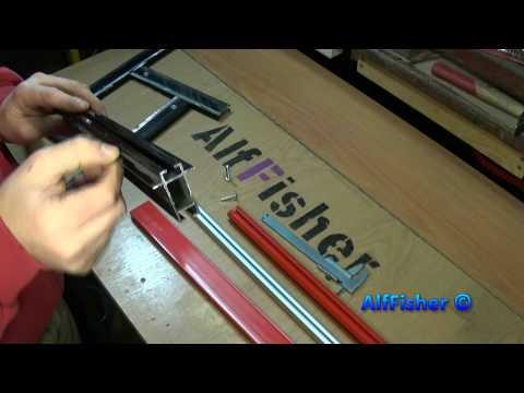 Очумелые ручки. Алюминиевый профиль с Т - образным пазом