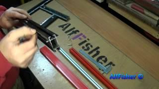 Очумелые ручки. Алюминиевый профиль с Т - образным пазом(, 2015-01-11T09:58:42.000Z)