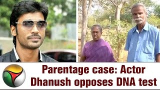 Parentage case: Actor Dhanush opposes DNA test