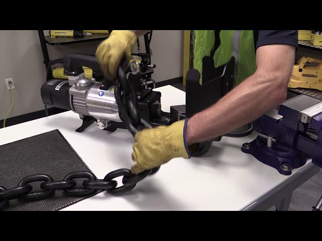 Electric Chain Cutters - ECCE Series   Enerpac