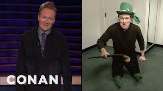 Conan's St. Patrick's Day Monologue - CONAN on TBS