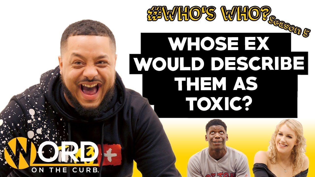"""5 Strangers Guess who is """"TOXIC & MANIPULATIVE?"""" - Troopz AFTV   Who's Who (S5. Ep. 1)"""