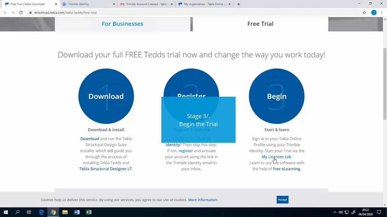 Free Trial Tekla Download