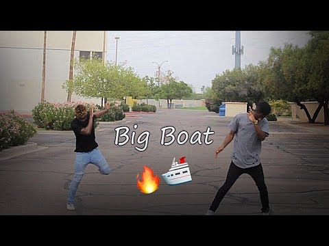 DDG - Big Boat (Lil Yachty Diss) | OFFICIAL DANCE VIDEO