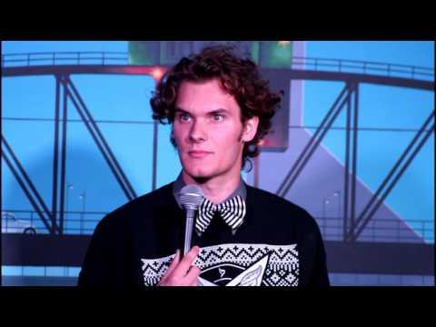 one-liner comedian Alex Avery: Portland's Funniest 2017