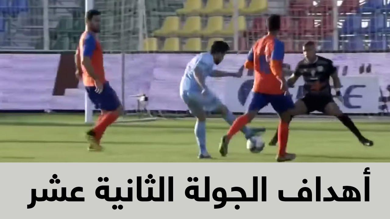 جميع أهداف الجولة الثانية عشر في دوري كأس الأمير محمد بن سلمان للمحترفين