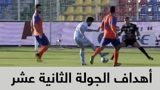 ملخص اهداف الجولة 12 – دوري الامير محمد بن سلمان