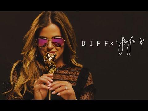 256b15cce5 DIFF X JOJO Limited Edition. DIFF Eyewear