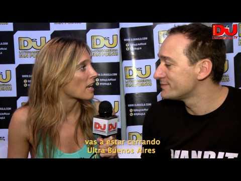PAUL VAN DYK - Entrevista Exclusiva @ ULTRA Buenos Aires