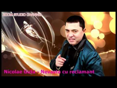 NICOLAE GUTA - NEVASTA CU RECLAMANT, DOINA, ZOOM STUDIO