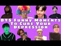 BTS Funny Moments 2020 To Cure Your Depression