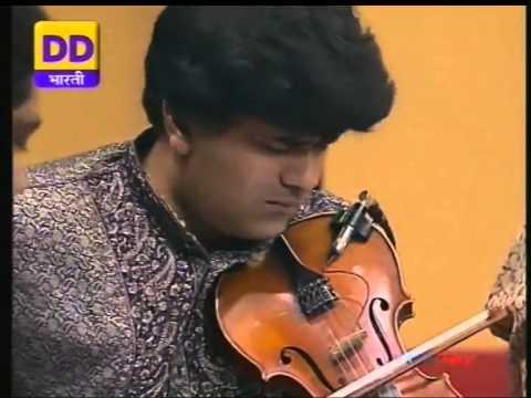 Ganesh Kumaresh 02 Latangi Ragam Tanam