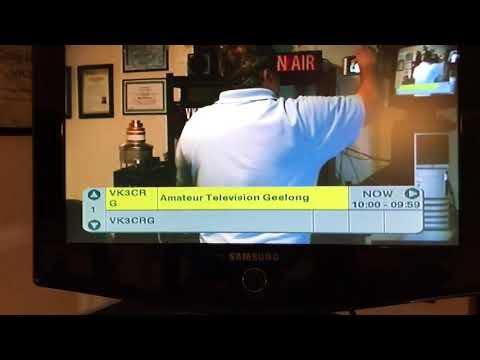VK3RTV Melbourne's Amateur TV Repeater