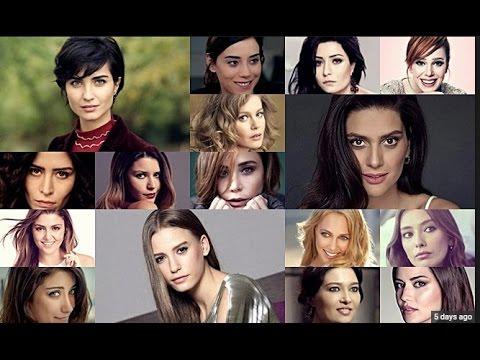 Cinco actrices turcas se cuentan entre las mujeres más bellas del mundo
