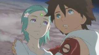 Eureka Seven Display Pic/Backround Music