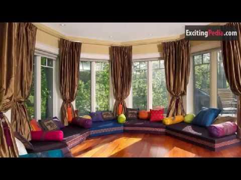15 Modern Moroccan Style Living Room Design Ideas