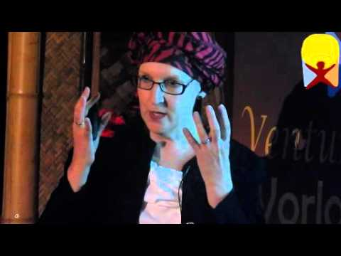 Venture Capital World Summit 2015 Elaine Godley
