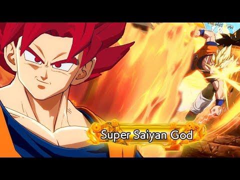 I MADE SSJ GOD RANK!! | Dragonball FighterZ Ranked Matches